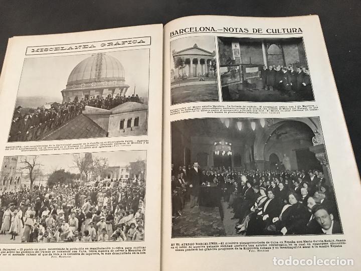 Coleccionismo de Revistas y Periódicos: LA ACTUALIDAD Nº 382 29 NOVIEMBRE 1913. LA TROYANA, EXPRESIDENTES REPUBLICA FRANCESA - Foto 9 - 95468603