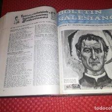 Coleccionismo de Revistas y Periódicos: BOLETIN SALESIANO - AÑOS 1966 A 1969 - TOMO CON 35 REVISTAS DE 30 PÁGINAS - BUEN ESTADO. Lote 95492807