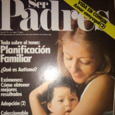 Coleccionismo de Revistas y Periódicos: REVISTA SER PADRES JUNIO 1978 N.43. Lote 95540082