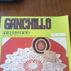 Coleccionismo de Revistas y Periódicos: REVISTA GANCHILLO ARTISTICO TRICOT SELECCION NUMERO 16. Lote 95558095