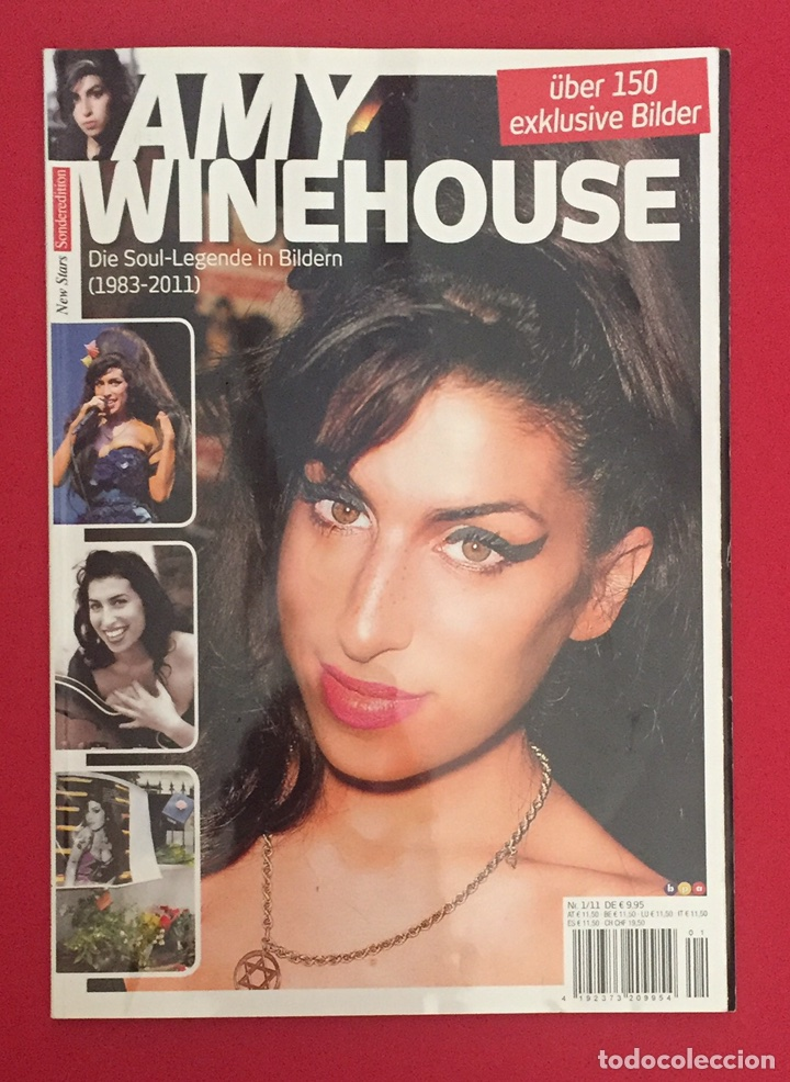 Revista Amy Winehouse