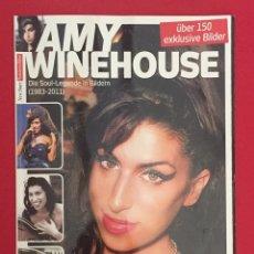 Coleccionismo de Revistas y Periódicos: REVISTA AMY WINEHOUSE. Lote 118303867
