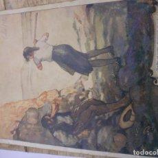 Coleccionismo de Revistas y Periódicos: 12 REVISTAS LECTURAS AÑO 1926. Lote 95800983