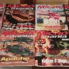 Coleccionismo de Revistas y Periódicos: REVISTAS MICROMANÍA 3 ÉPOCA: NÚMERO 1 AL 12 (1ER AÑO COMPLETO). VIDEOJUEGOS, RETROINFORMÁTICA... . Lote 95805323