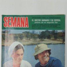 Coleccionismo de Revistas y Periódicos: REVISTA SEMANA AÑO 1974. Lote 95822427