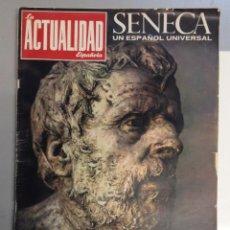 Coleccionismo de Revistas y Periódicos: REVISTA LA ACTUALIDAD ESPAÑOLA Nº716 SEPTIEMBRE 1965. Lote 95835503