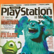 Coleccionismo de Revistas y Periódicos: REVISTA PLAYSTATION MAGAZINE Nº 62. Lote 95870407