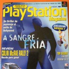 Coleccionismo de Revistas y Periódicos: REVISTA PLAYSTATION MAGAZINE Nº 42. Lote 95870531
