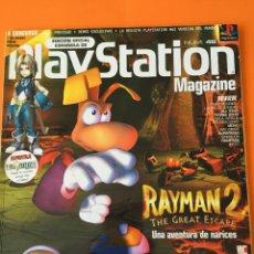 Coleccionismo de Revistas y Periódicos: REVISTA PLAYSTATION MAGAZINE Nº 45. Lote 95871031