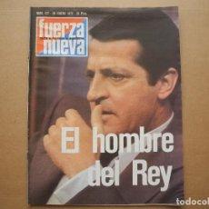 Coleccionismo de Revistas y Periódicos: REVISTA FUERZA NUEVA. N. 577 28 ENERO 1978. Lote 95892975