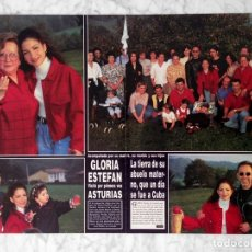Coleccionismo de Revistas y Periódicos: REPORTAJE - GLORIA ESTEFAN - 1996. Lote 95968183