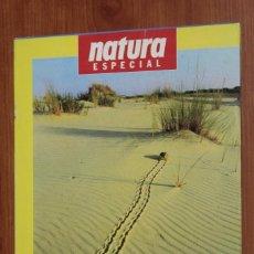 Coleccionismo de Revistas y Periódicos: NATURA ESPECIAL PARQUES NACIONALES - DOÑANA. Lote 96010703
