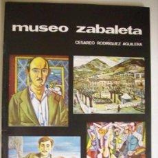 Colecionismo de Revistas e Jornais: TEMAS DE NUESTRA ANDALUCIA. MONOGRAFICOS MUSEO ZABALETA N.16. Lote 283666093