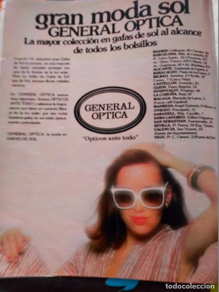 5f3688a33d RECORTE ANUNCIO GENERAL OPTICAS (Coleccionismo - Revistas y Periódicos  Modernos (a partir de 1.940