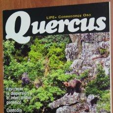 Coleccionismo de Revistas y Periódicos: LIFE + CORREDORES OSO - SUPLEMENTO REVISTA QUERCUS Nº 295 SEPTIEMBRE 2010. Lote 120901788