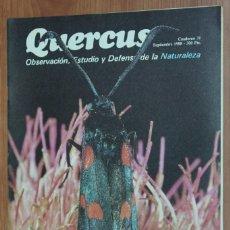 Coleccionismo de Revistas y Periódicos: REVISTA QUERCUS - CUADERNO 31 - SEPTIEMBRE 1988. Lote 96359923