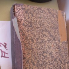 Coleccionismo de Revistas y Periódicos: GRAN TOMO DE REVISTAS LA HACIENDA AÑO 1945. Lote 96398399