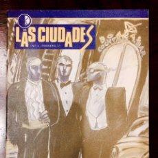 Coleccionismo de Revistas y Periódicos: LAS CIUDADES 5 BUENOS AIRES LA LUNA DE MADRID. Lote 96464472