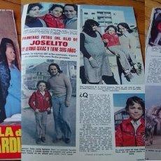 Coleccionismo de Revistas y Periódicos: LECTURAS JOSELITO SERRAT PALOMA SAN BASILIO TERESA RABAL 1974 Nº 1.144. Lote 96527463