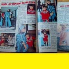 Coleccionismo de Revistas y Periódicos: LECTURAS 1976 Nº 1.256 MARISOL JOSELITO ANA BELÉN MÁXIMO VALVERDE. Lote 96527539