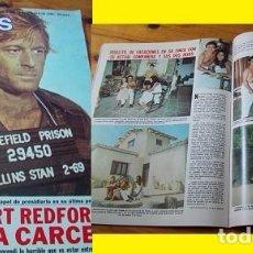 Coleccionismo de Revistas y Periódicos: LECTURAS 1980 JOSELITO MARUJA DÍAZ ÁNGELA CARRASCO Nº 1.485 SARA MONTIEL ROCÍO JURADO. Lote 96527671