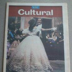 Coleccionismo de Revistas y Periódicos: ABC CULTURAL - 22 ENERO 2000 - Nº 417 - EL GATOPARDO - NUEVO. Lote 96607171