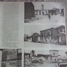Coleccionismo de Revistas y Periódicos: BRUNETE. ARTÍCULO ORIGINAL REVISTA VÉRTICE AL EJERCITO. NUMERO EXTRAORDINARIO. Lote 96634563