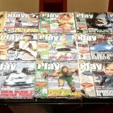 Coleccionismo de Revistas y Periódicos: REVISTA PLAYMANÍA (3-23) PARA PLAYSTATION. 21 REVISTAS CONSECUTIVAS. TAG: RETROINFORMÁTICA, PC, XBOX. Lote 96675963