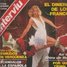 Coleccionismo de Revistas y Periódicos: INTERVIU EXTRA NAVIDAD 1976. Lote 96847306