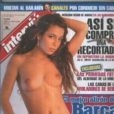 Coleccionismo de Revistas y Periódicos: INTERVIU NUMERO 1518: MONICA. Lote 96847610