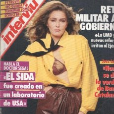 Coleccionismo de Revistas y Periódicos: INTERVIU NUMERO 548 - MONICA. Lote 96848376