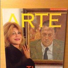 Coleccionismo de Revistas y Periódicos: DESCUBRIR EL ARTE - AÑO IV - Nº 44 - OCTUBRE 2002 (UNA DECADA CON LOS THYSSEN). Lote 96875587