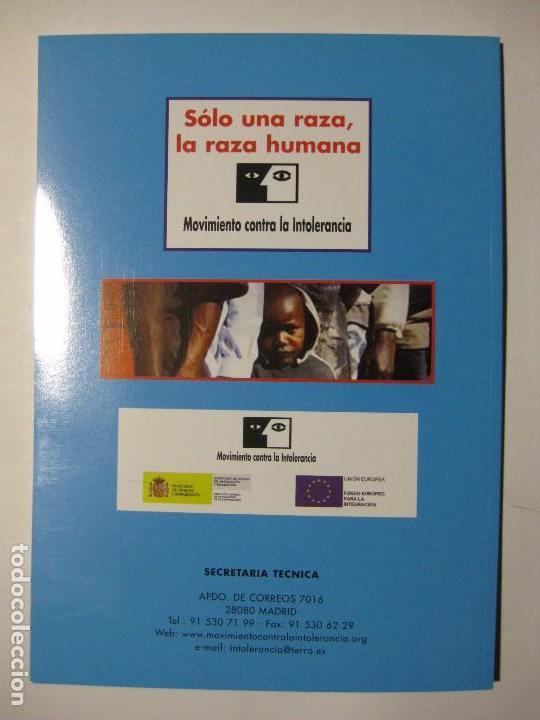 Coleccionismo de Revistas y Periódicos: MOVIMIENTO CONTRA LA INTOLERANCIA / MATERIALES DIDÁCTICOS Nº 4 - Foto 2 - 96942019