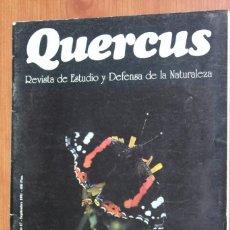Coleccionismo de Revistas y Periódicos: REVISTA QUERCUS - CUADERNO 67 - SEPTIEMBRE 1991 LEPIDOPTEROS, EXPEDICIONES CIENTIFICAS. Lote 96980783