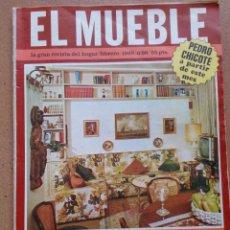 Coleccionismo de Revistas y Periódicos: REVISTA EL MUEBLE NÚMERO 86 FEBRERO 1969. Lote 96985547