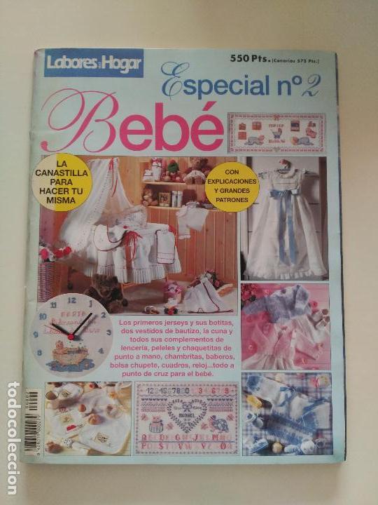 revista labores del hogar especial bebés nº 2 i - Comprar Otras ...