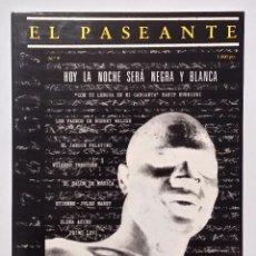 Coleccionismo de Revistas y Periódicos: REVISTA EL PASEANTE. ED SIRUELA. 1988 (4 NÚMEROS). Lote 97038299