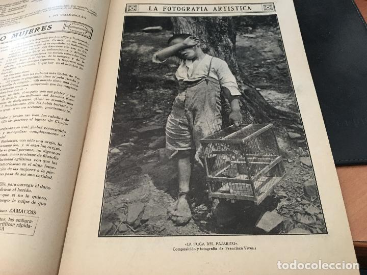 Coleccionismo de Revistas y Periódicos: LA ACTUALIDAD Nº 25 ABRIL 1914 LA MANOLA GADITANA, LOLA VELAZQUEZ - Foto 3 - 97166055