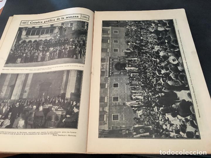 Coleccionismo de Revistas y Periódicos: LA ACTUALIDAD Nº 25 ABRIL 1914 LA MANOLA GADITANA, LOLA VELAZQUEZ - Foto 4 - 97166055