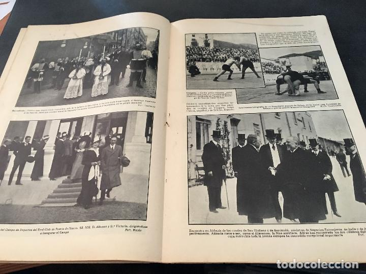 Coleccionismo de Revistas y Periódicos: LA ACTUALIDAD Nº 25 ABRIL 1914 LA MANOLA GADITANA, LOLA VELAZQUEZ - Foto 5 - 97166055