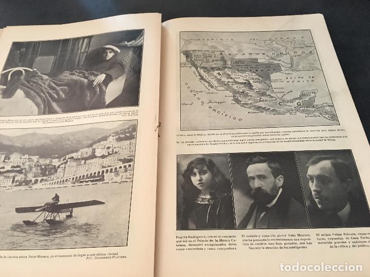 Coleccionismo de Revistas y Periódicos: LA ACTUALIDAD Nº 25 ABRIL 1914 LA MANOLA GADITANA, LOLA VELAZQUEZ - Foto 6 - 97166055