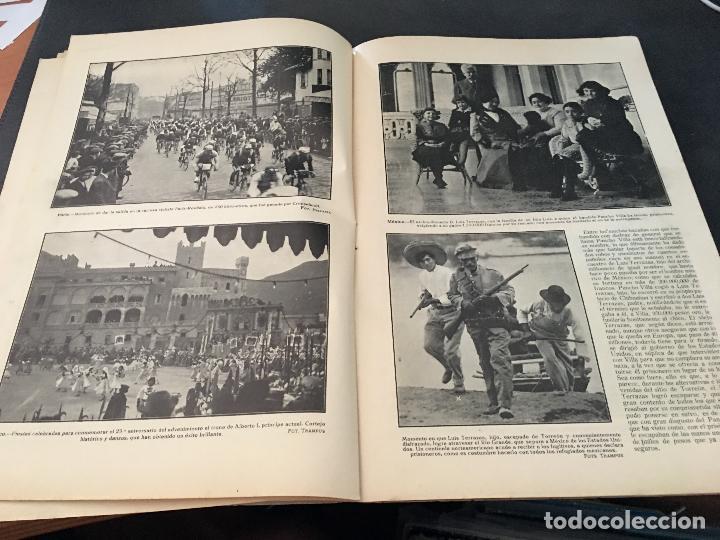 Coleccionismo de Revistas y Periódicos: LA ACTUALIDAD Nº 25 ABRIL 1914 LA MANOLA GADITANA, LOLA VELAZQUEZ - Foto 7 - 97166055