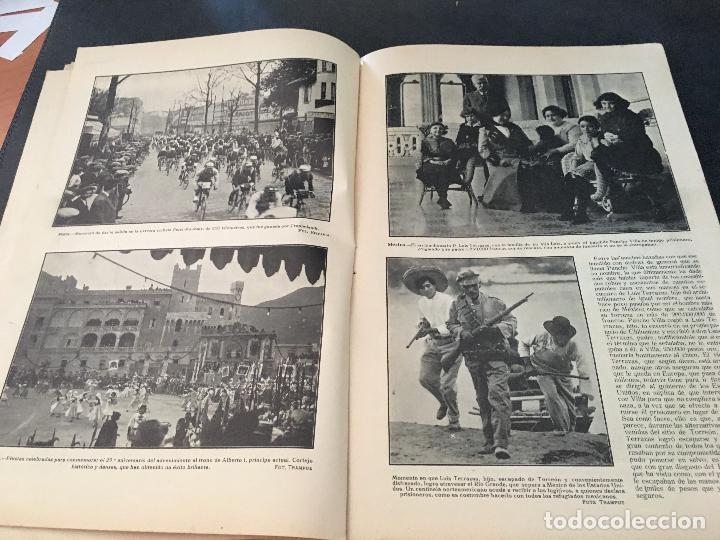Coleccionismo de Revistas y Periódicos: LA ACTUALIDAD Nº 25 ABRIL 1914 LA MANOLA GADITANA, LOLA VELAZQUEZ - Foto 8 - 97166055