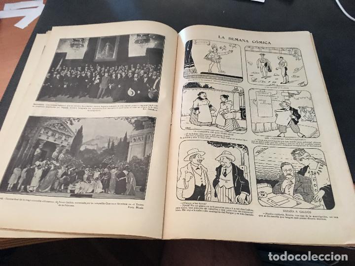 Coleccionismo de Revistas y Periódicos: LA ACTUALIDAD Nº 25 ABRIL 1914 LA MANOLA GADITANA, LOLA VELAZQUEZ - Foto 9 - 97166055