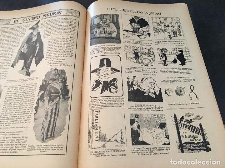 Coleccionismo de Revistas y Periódicos: LA ACTUALIDAD Nº 25 ABRIL 1914 LA MANOLA GADITANA, LOLA VELAZQUEZ - Foto 11 - 97166055