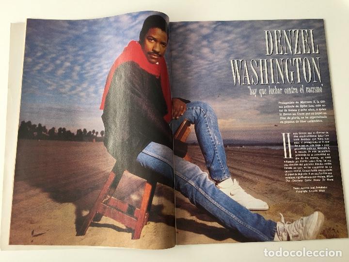 Coleccionismo de Revistas y Periódicos: Revista Suplemento Semanal Nº272 -10 ene.1993. Keanu Reeves, Rossy de Palma, Juan Luís Guerra... - Foto 4 - 97205091