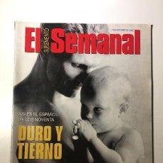 Coleccionismo de Revistas y Periódicos: REVISTA SUPLEMENTO SEMANAL Nº312 -17 OCT.1993. CARMEN SEVILLA, JULEN GUERRERO, PRINCE.... Lote 97253235