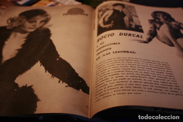 ROCIO DURCAL JUAN Y JUNIOR 1970 (Coleccionismo - Revistas y Periódicos Modernos (a partir de 1.940) - Otros)