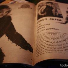 Coleccionismo de Revistas y Periódicos: ROCIO DURCAL JUAN Y JUNIOR 1970. Lote 97277907