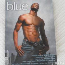 Coleccionismo de Revistas y Periódicos: (NOT ONLY) BLUE #50. ORLANDO BLOOM.. Lote 97350227